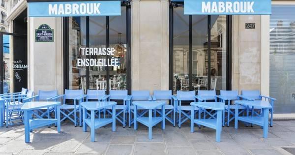 🇮🇱 Le restaurant Mabrouk ouvre et aide les étudiants tunisiens